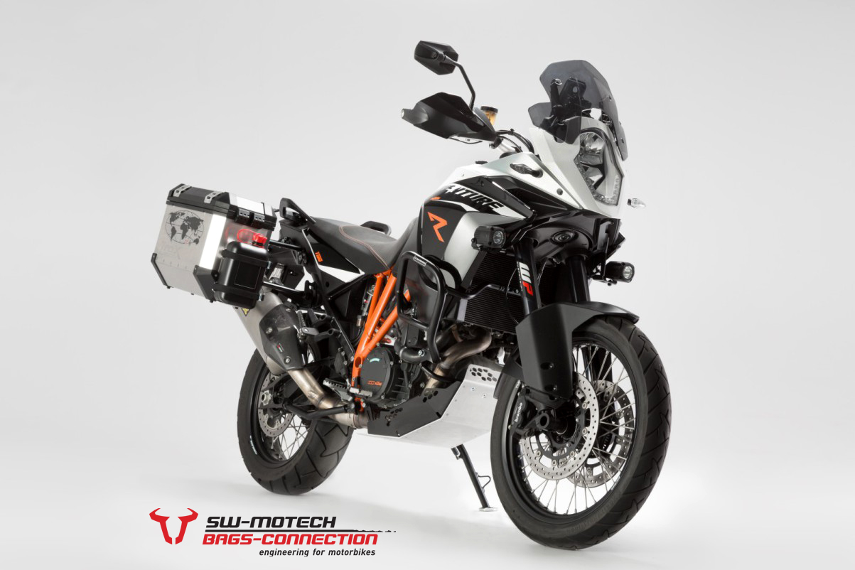 SW-MOTECH / Bags Connection items for the KTM 1190 / R